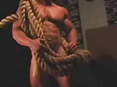 hunk, bodybuilder, softcore, gay, tease, bbw