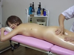 Exceptional japanese hookup movie of a molten honey toyed rock-hard