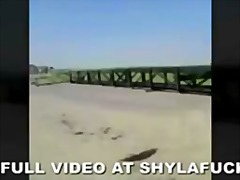 Shylas home movie ralley racing