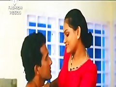 Romantic gig from b grade mallu movie