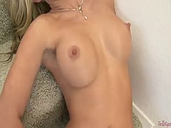 Kayden kross has a assets of a goddess and shows it all in steamy solo action