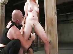 Isis enjoy and her man are torturing that hot pussy lorelei lee