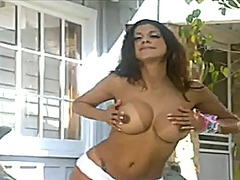 Super hot body - beverly hills naked cheerleader contest part 1