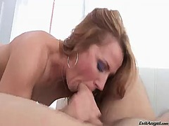 Incredibly hot gal inari vachs gets turned on then face penetrated by manuel ferrara