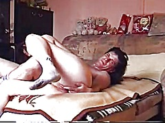 telan sperma, video amatir, oral
