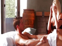 Jessica Moore, jongedame, blond, softcore, babe